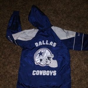 Other - Vtg Dallas Cowboys jacket sz L